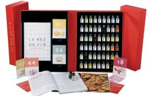 Le Nez Du Vin catálogo de aromas