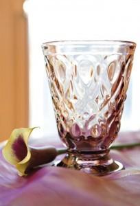Cristaleria LaRochere Bistrot Vaso deCristal con pie